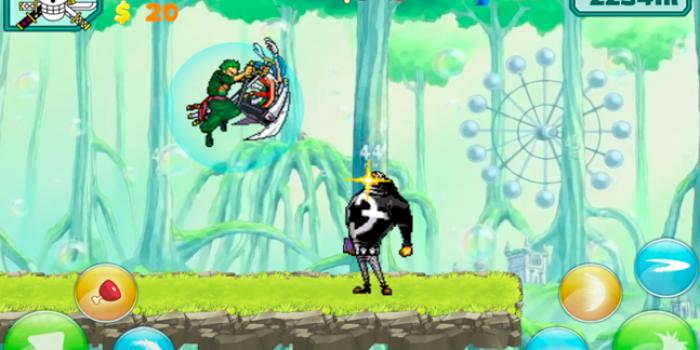 Zoro Pirate Shooting Free