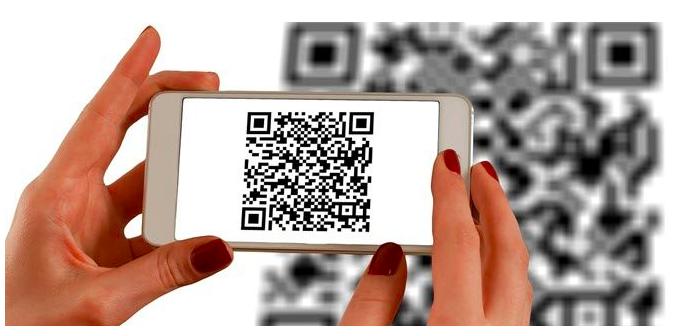 Cara Mudah Membagi Password Wifi dan Info Kontak dengan Kode QR