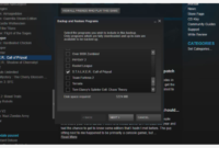 Cara Transfer Game Steam Ke Penyimpanan SSD