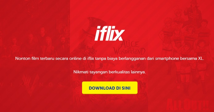 Cara Mengubah Kuota iFlix XL Menjadi Kuota Reguler Utama 24