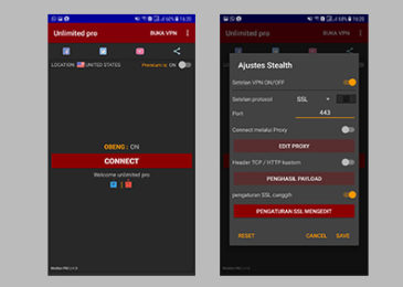 Cara Setting Unlimited Pro Videomax Telkomsel Dengan Bug Terbaru 2018