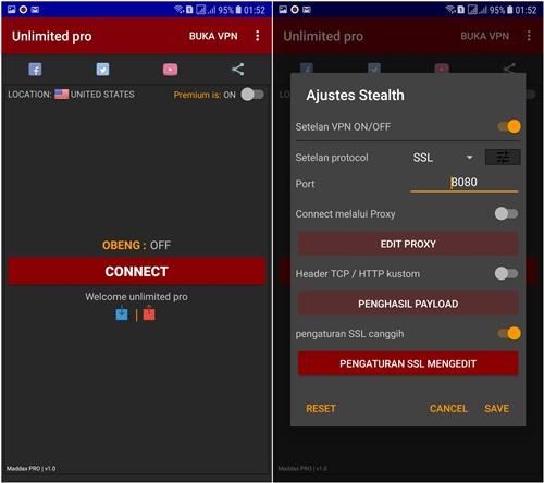 Download Unlimited Pro Apk Versi Terbaru 2018 - Boredtekno com