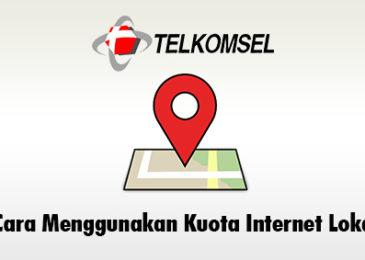 Cara Menggunakan Kuota Internet Lokal Telkomsel di Daerah Lain Terbaru 2018 Lengkap Dengan BUG