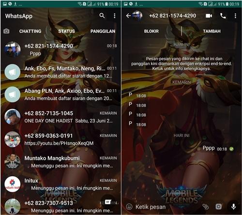 Download 44 Koleksi Wallpaper Wa Terbaru Gambar HD Gratid