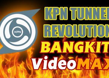 Cara Setting KPN Tunnel Revolution Videomax Ke Flash Dengan BUG Terbaru 2018