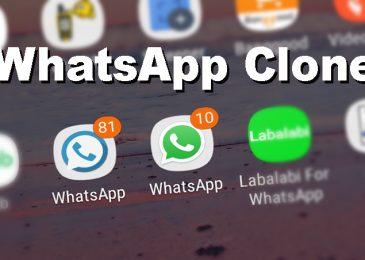 Download Whatsapp Clone APK Versi Terbaru 2018