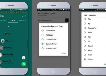 Download Whatsapp MOD Ringan APK Ukuran Kecil Hanya 18MB Terbaru 2018