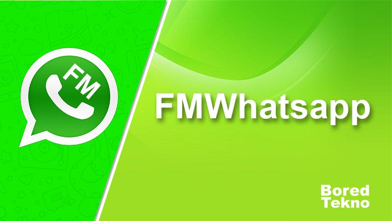 Download Fmwhatsapp Apk Versi 781 Terbaru 2019 Boredteknocom