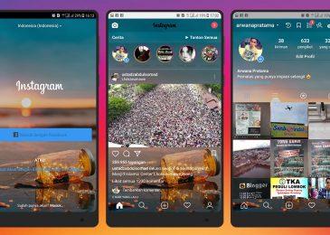 Cara Mengubah Tampilan Instagram Menjadi Transparan Terbaru 2018