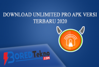 Download Unlimited Pro Apk Versi Terbaru 2020