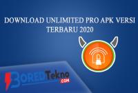 Download Unlimited Pro Apk Versi Terbaru 2020