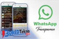 Download Whatsapp Transparan APK Android Versi Terbaru 2020