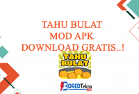 Tahu Bulat Mod Apk Download GRATIS..!