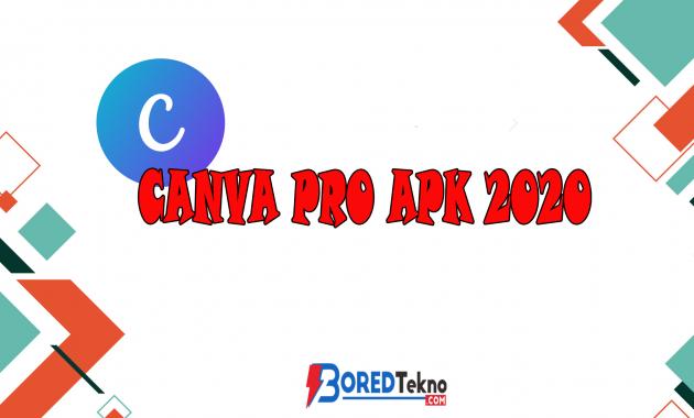 Canva Pro APK 2020