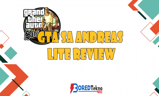 GTA SA Andreas Lite Review