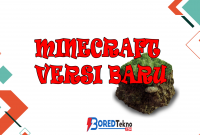 Minecraft Versi Baru