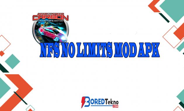 NFS No Limits Mod Apk