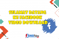 Selamat Datang Ke Facebook Video Download