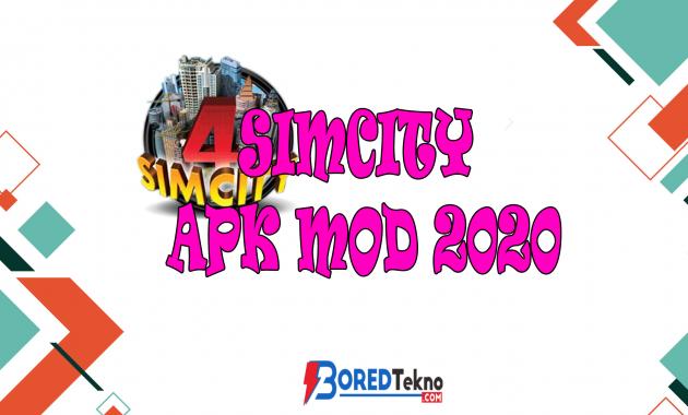 Simcity APK Mod 2020