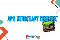 APK Minecraft Terbaru