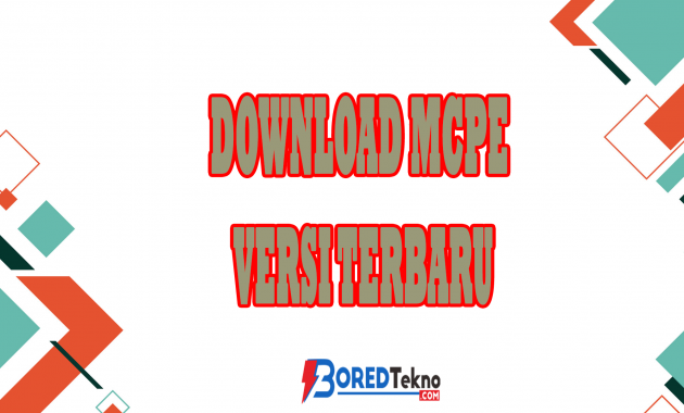 Download MCPE Versi Terbaru