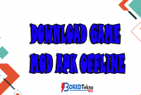 Download Game MOD Apk Offline
