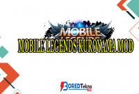 Mobile Legends Kuroyama MOD