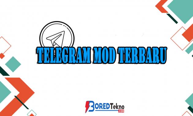 Telegram MOD Terbaru