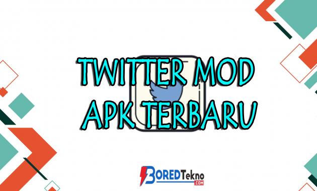 Twitter MOD Apk Terbaru