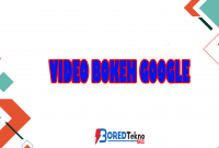 Video Bokeh Google