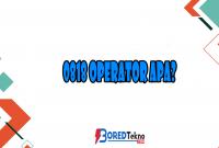 0818 operator apa?