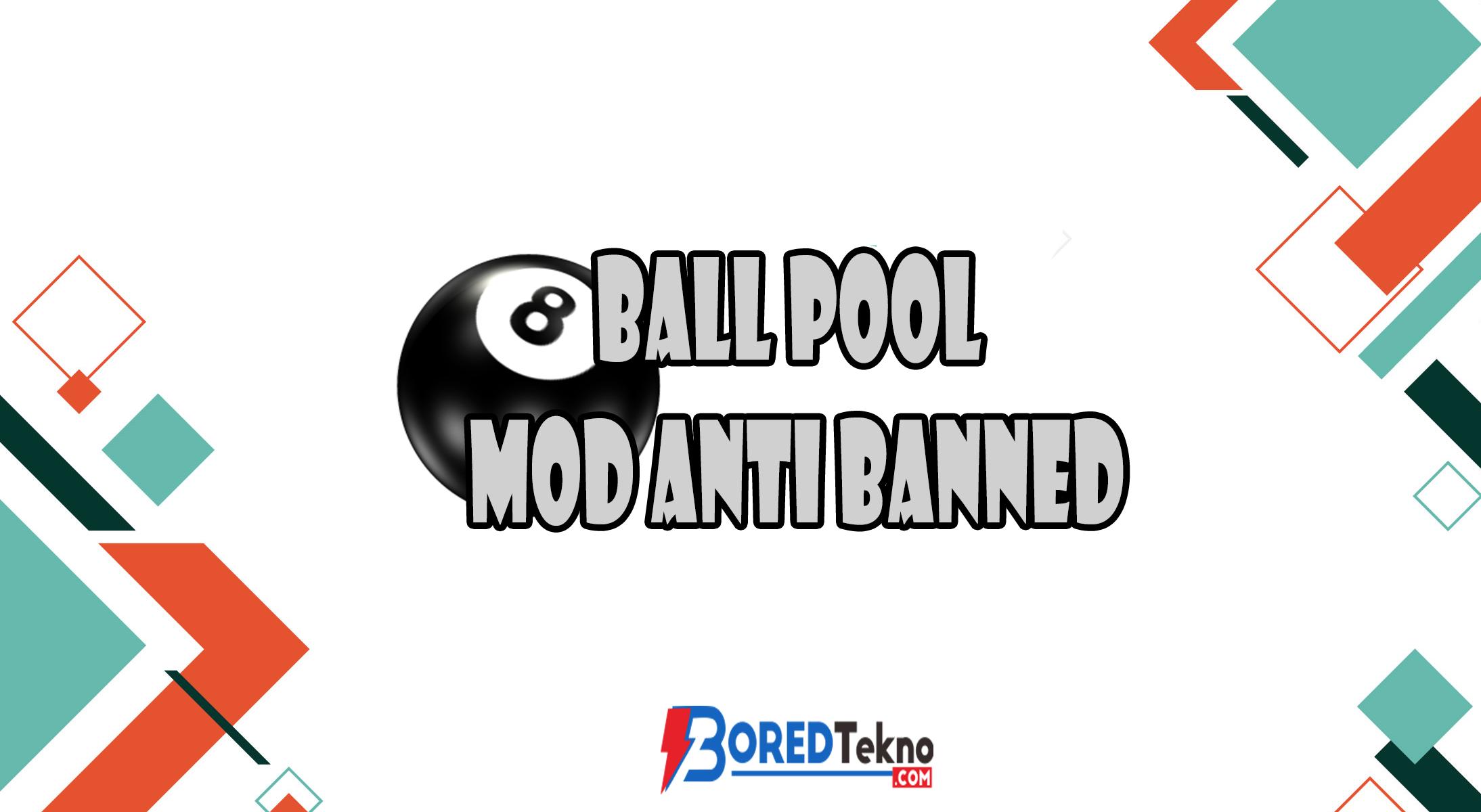 8 Ball Pool MOD Anti Banned