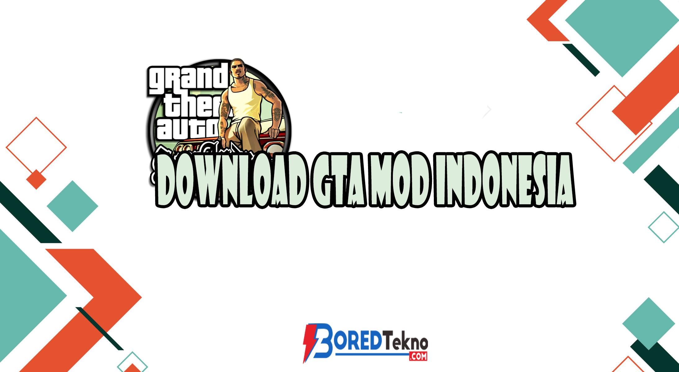 Download GTA Mod Indonesia