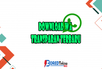 Download WA Transparan Terbaru
