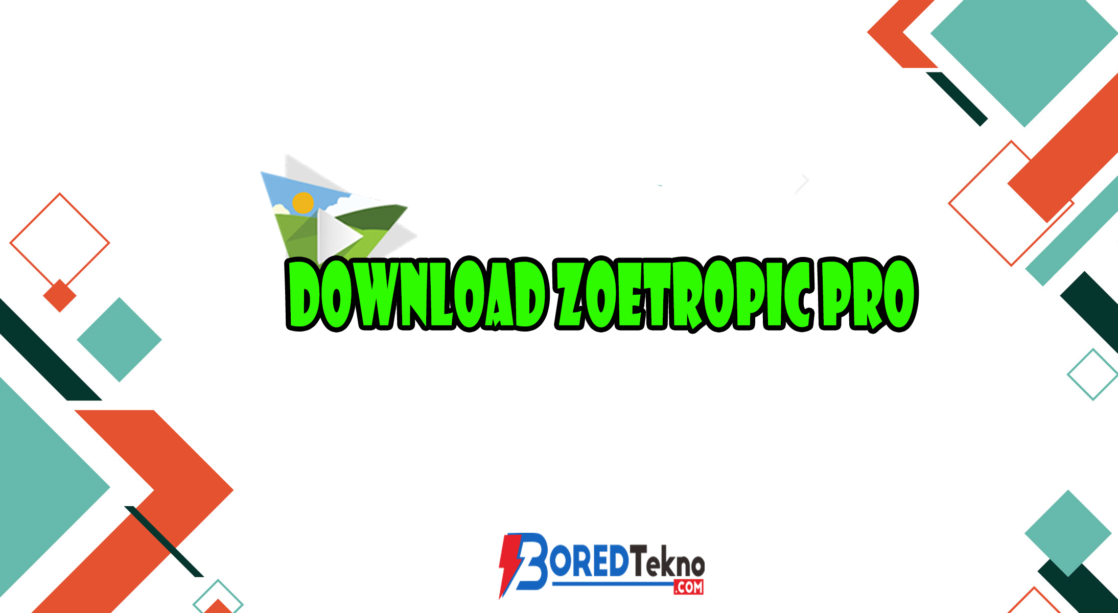 Download Zoetropic Pro
