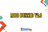 MOD Bussid V2.9