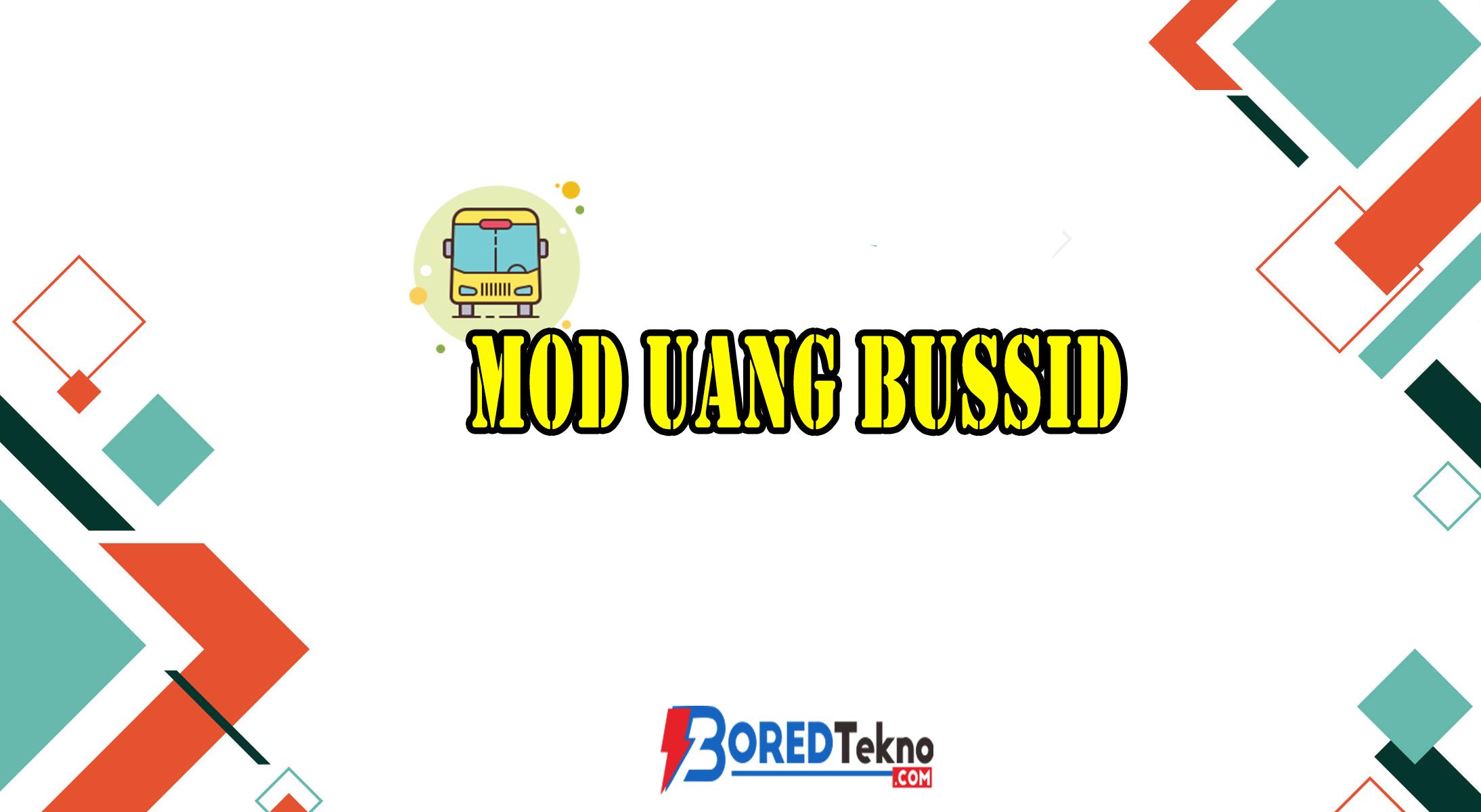 MOD Uang Bussid