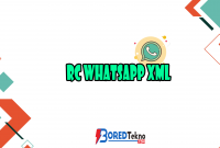 RC Whatsapp Xml