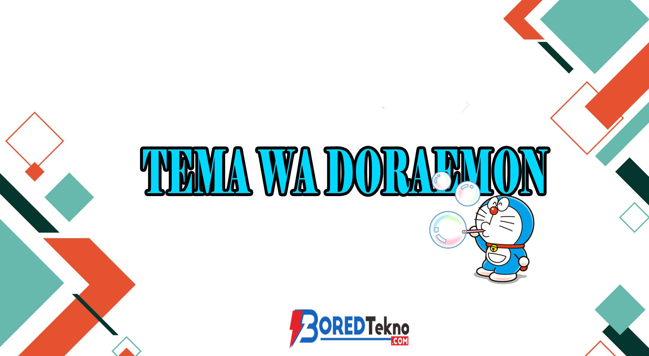 Tema WA Doraemon