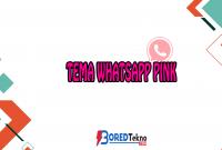 Tema Whatsapp Pink