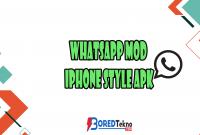 Whatsapp MOD Iphone Style Apk