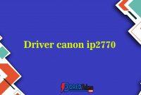 Driver canon ip2770