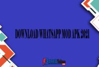 Download Whatsapp Mod APK 2021