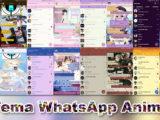Tema Whatsapp Anime