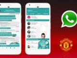Tema Whatsapp Manchester United